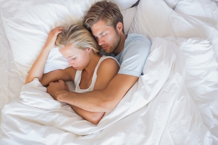 Does Cuddling Help Us Sleep Better?